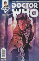 Doctor Who The Eleventh Doctor Adventures: Year Two #10 (Cover B)